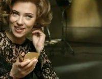 Scarlett Johansson, imagen de la fragancia The One de Dolce & Gabanna