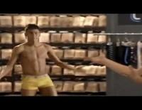 El polémico spot de Neymar como imagen de la ropa interior de Lupo