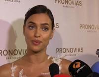 Irina Shayk habla del hombre que la llevará al altar, pero no de Bradley Cooper