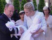Bautizo de los Príncipes Jacques y Gabriella de Mónaco