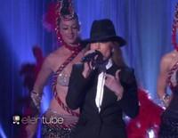 Jennifer Lopez interpreta sus éxitos en el programa de Ellen DeGeneres