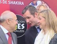 La Infanta Cristina e Iñaki Urdangarín, unidos hasta que la cárcel les separe