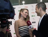 Edurne habla de 'Got Talent':