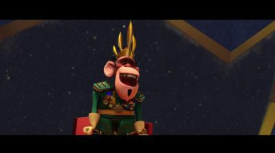 Trailer Oficial 'Spark: Una aventura en el espacio'