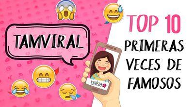 TamViral: Las primeras veces de los famosos en la televisión