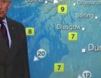 El Príncipe Carlos de Inglaterra, nuevo hombre del tiempo de la BBC
