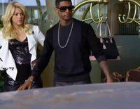 Shakira y Usher promocionan la cuarta edición de 'The Voice'