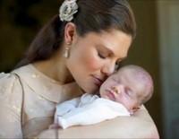 Así se preparó el bautizo de la Princesa Estela de Suecia