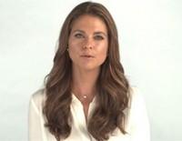 Magdalena de Suecia presenta la campaña 'Gracias' de World Childhood Foundation