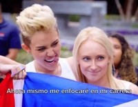 Tráiler del documental 'The Movement' de Miley Cyrus