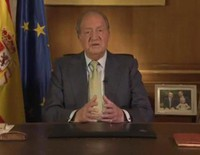 Mensaje de abdicación del Rey Juan Carlos