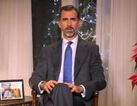 Mensaje de Navidad 2014 del Rey Felipe VI