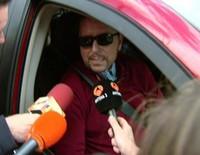 José Ortega Cano llega a su casa de Madrid tras obtener su segundo permiso carcelario
