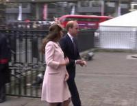 Kate Middleton luce embarazo junto a la Familia Real Británica en el Día de la Commonwealth 2015