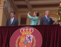 La Infanta Elena trabaja gratis para su hermano el Rey Felipe VI