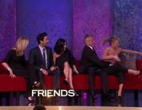 Reencuentro de los protagonistas de 'Friends' sin Matthew Perry