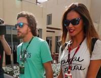 La inesperada ruptura de Fernando Alonso y Lara Álvarez