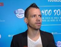 David Muñoz, un chef solidario que pasa de las polémicas de Cristina Pedroche