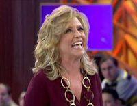 Lydia Lozano cambia de look en 'Cámbiame VIP'