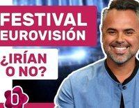 ¿Qué cantantes querrían ir a Eurovisión?