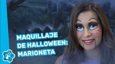 Maquillaje de Halloween: Marioneta