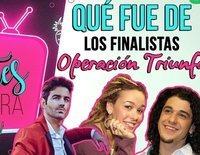 Qué fue de los finalistas de todas las ediciones de 'Operación Triunfo'