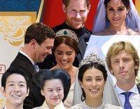 Las bodas reales que han marcado el año 2018